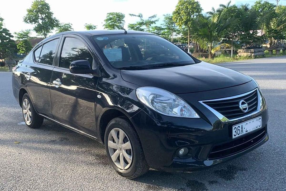 Can canh Nissan Sunny chay 5 nam, chi 200 trieu tai Thanh Hoa-Hinh-8