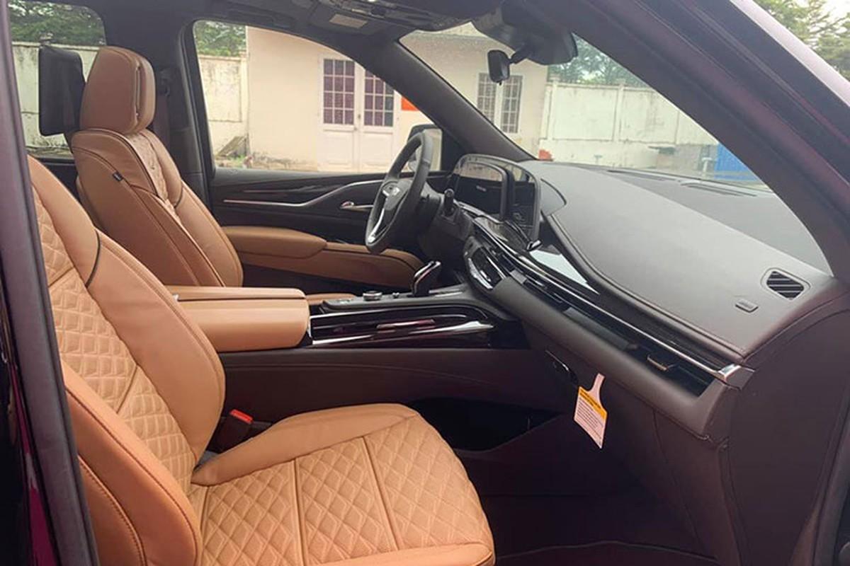 """Dap thung"" Cadillac Escalade 2021, khong duoi 8 ty tai Viet Nam-Hinh-6"