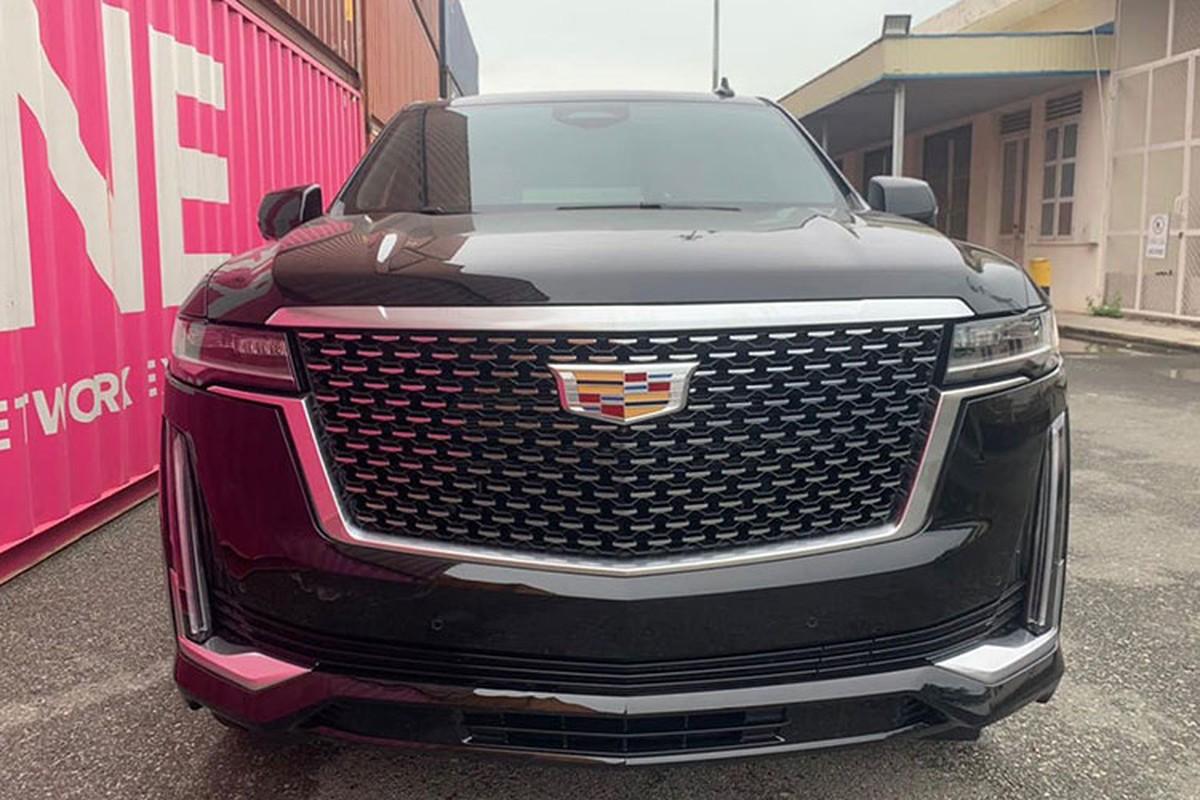 """Dap thung"" Cadillac Escalade 2021, khong duoi 8 ty tai Viet Nam-Hinh-8"