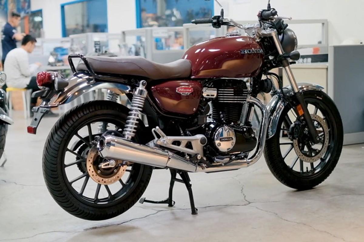 Can canh Honda CB350 H'ness gan 200 trieu tai Sai Gon-Hinh-2
