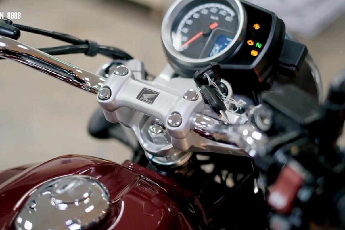 Can canh Honda CB350 H'ness gan 200 trieu tai Sai Gon-Hinh-4