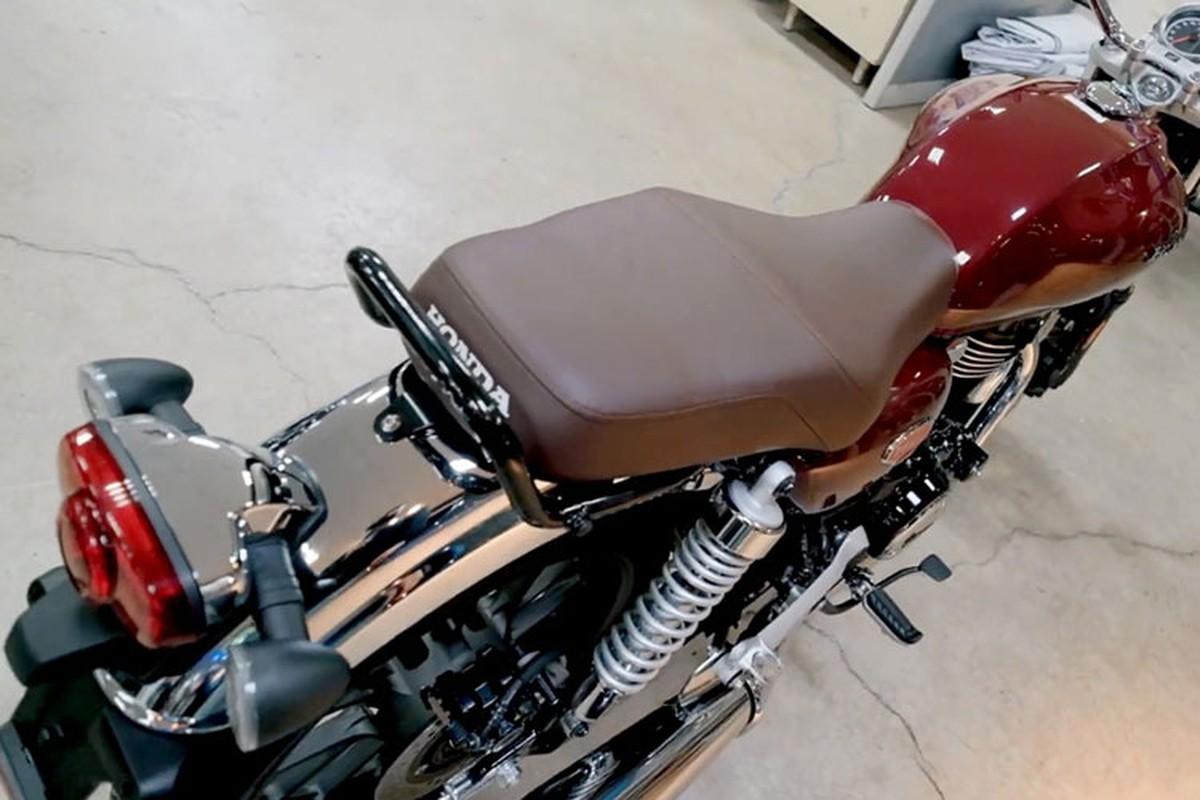 Can canh Honda CB350 H'ness gan 200 trieu tai Sai Gon-Hinh-5