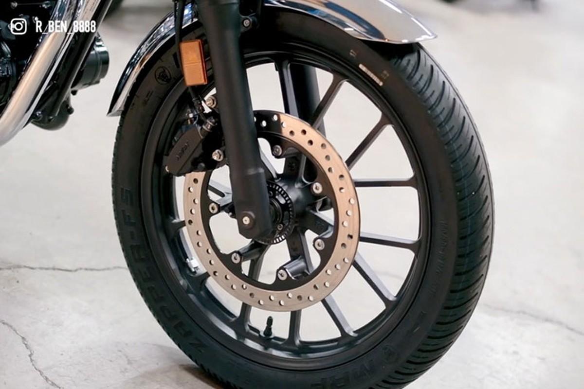 Can canh Honda CB350 H'ness gan 200 trieu tai Sai Gon-Hinh-6