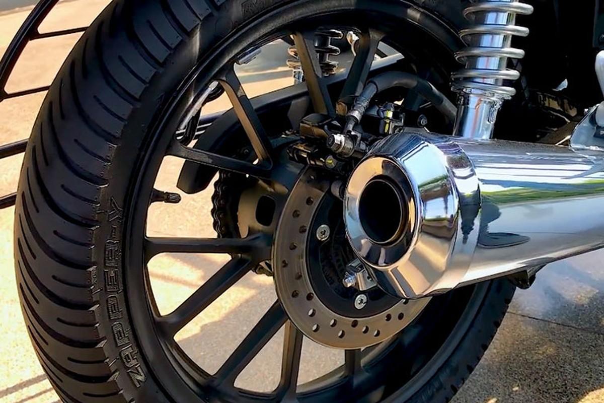 Can canh Honda CB350 H'ness gan 200 trieu tai Sai Gon-Hinh-7