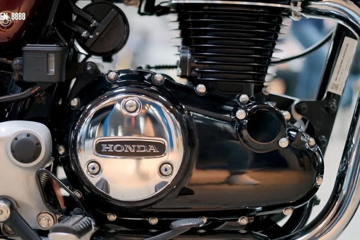 Can canh Honda CB350 H'ness gan 200 trieu tai Sai Gon-Hinh-8