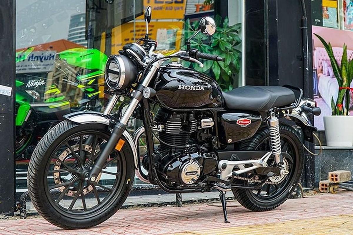 Can canh Honda CB350 H'ness gan 200 trieu tai Sai Gon-Hinh-9