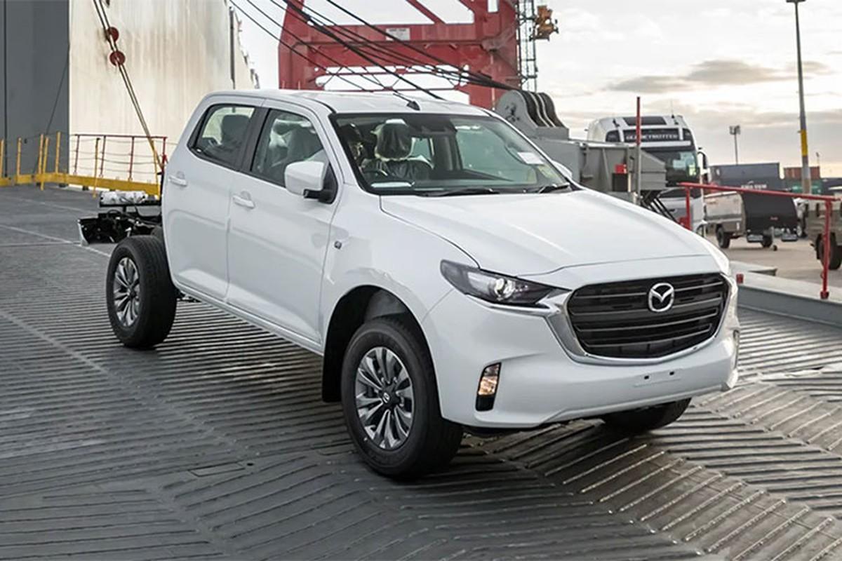 Mazda BT-50 2021 tai Viet Nam du kien tang toi 145 trieu dong-Hinh-2