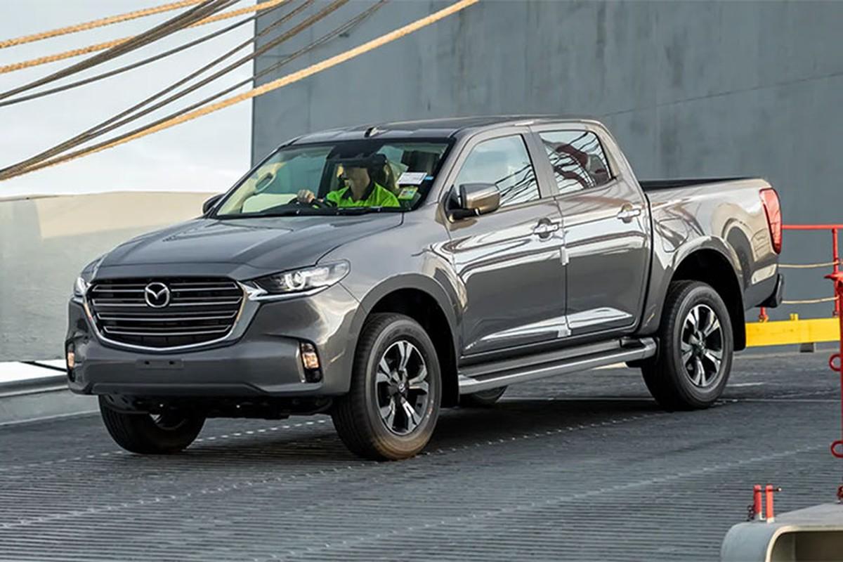 Mazda BT-50 2021 tai Viet Nam du kien tang toi 145 trieu dong-Hinh-3