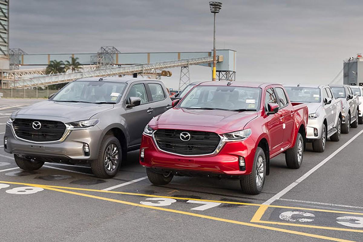Mazda BT-50 2021 tai Viet Nam du kien tang toi 145 trieu dong-Hinh-4