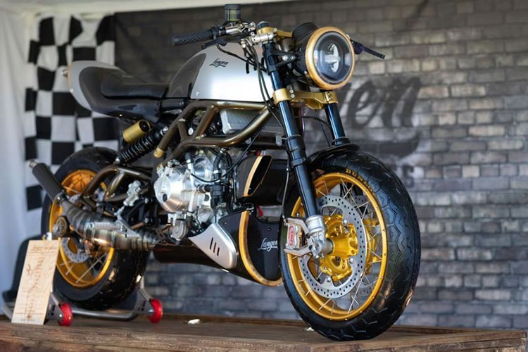 Langen Two Stroke - xe moto Cafe Racer 2 thi ma vang bac ty-Hinh-11