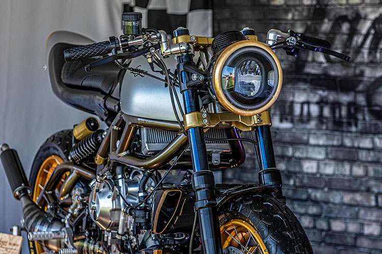 Langen Two Stroke - xe moto Cafe Racer 2 thi ma vang bac ty-Hinh-3
