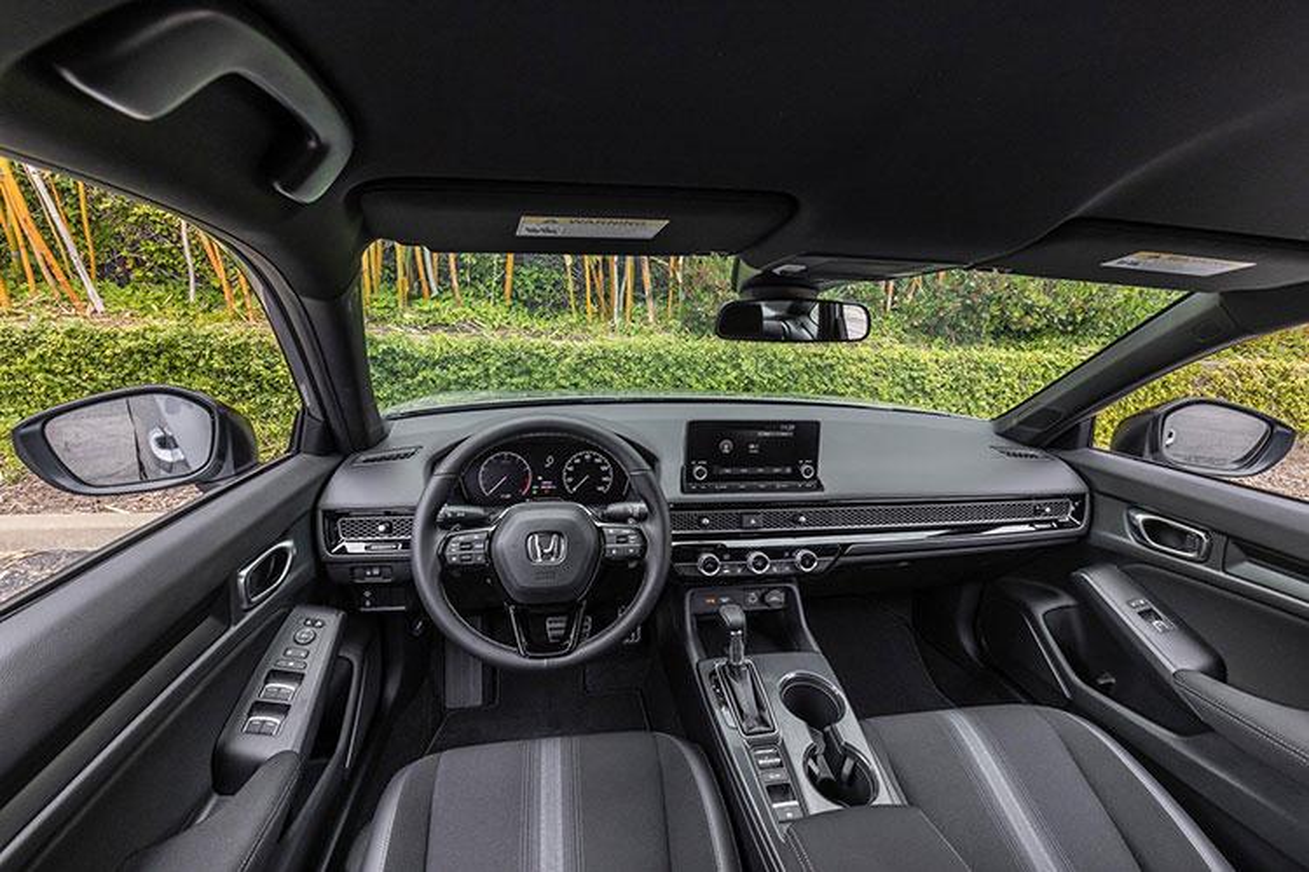 Honda Civic 2022 nang cap moi tu 503 trieu dong co gi hay?-Hinh-4