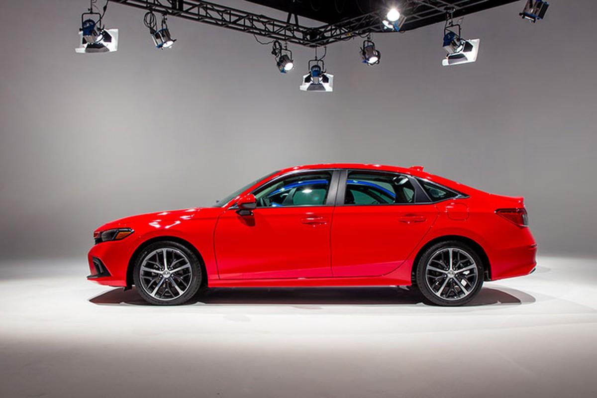 Honda Civic 2022 nang cap moi tu 503 trieu dong co gi hay?-Hinh-9