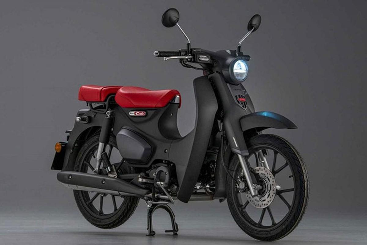 Honda Cub C125 2022 more than 113 million dong, more expensive than stock
