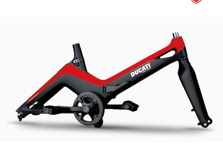 Check out the Ducati bike