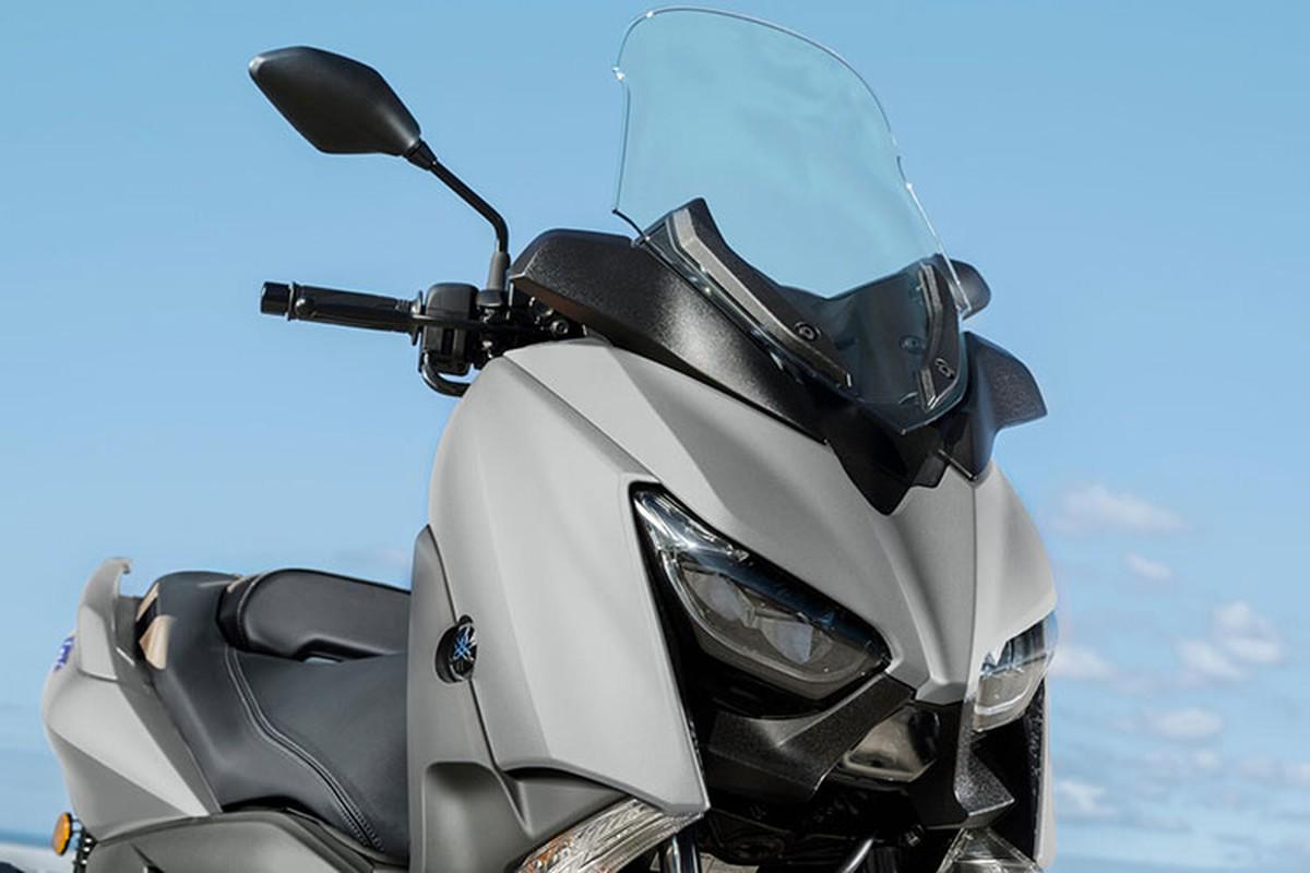 Yamaha Xmax 300 2021 moi - doi thu dang gom cua Honda Forza 300-Hinh-3