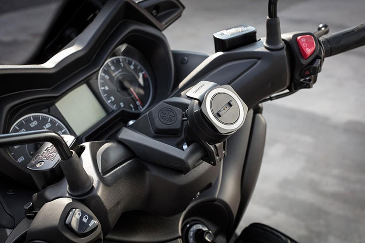 Yamaha Xmax 300 2021 moi - doi thu dang gom cua Honda Forza 300-Hinh-5