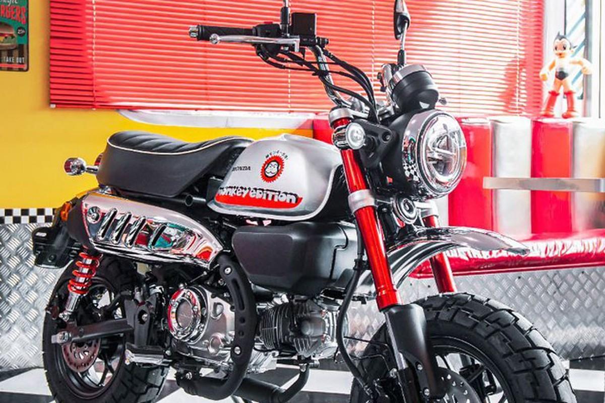 Honda Monkey Johney 2022 phien ban dac biet gan 80 trieu dong-Hinh-2
