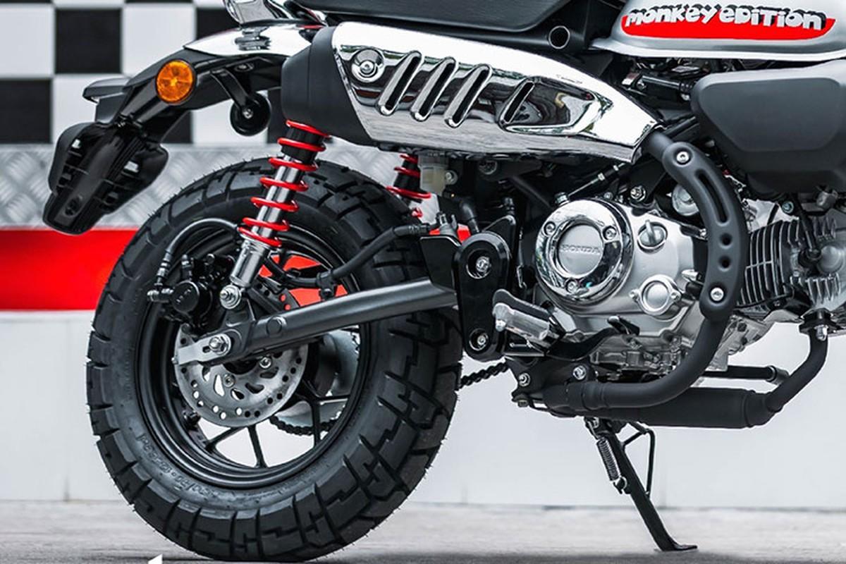 Honda Monkey Johney 2022 phien ban dac biet gan 80 trieu dong-Hinh-6