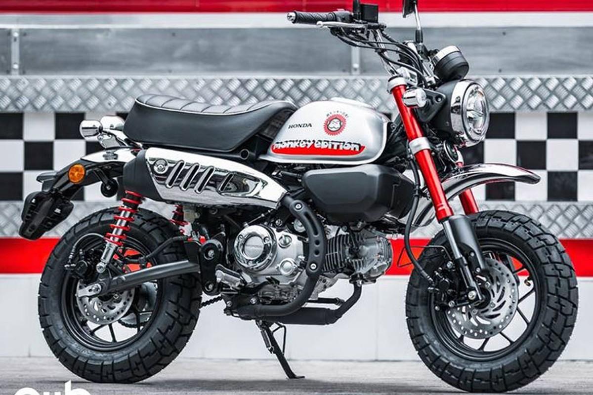 Honda Monkey Johney 2022 phien ban dac biet gan 80 trieu dong-Hinh-7