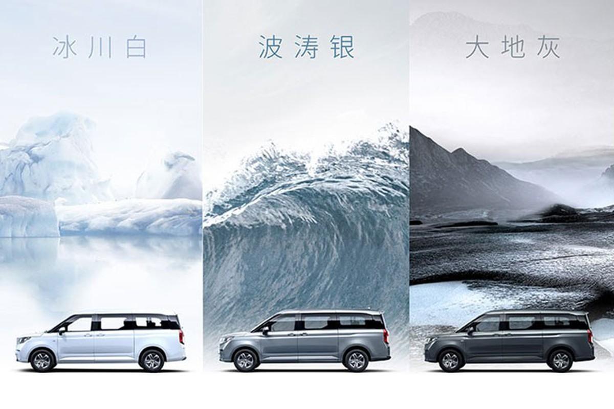 Wuling Journey 2021 - MPV sieu re, 9 cho cua GM tai Trung Quoc-Hinh-3