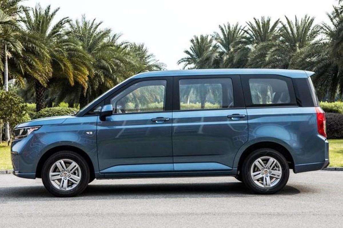 Wuling Journey 2021 - MPV sieu re, 9 cho cua GM tai Trung Quoc-Hinh-8