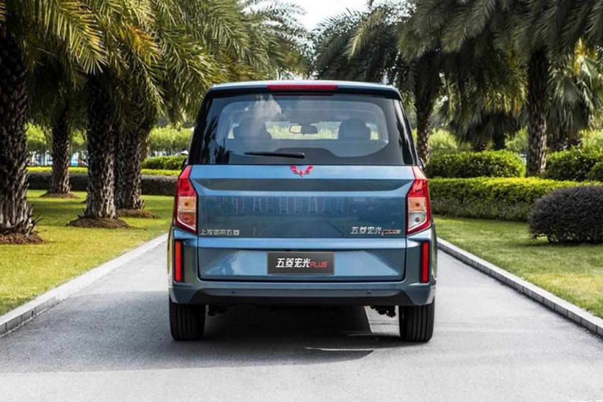 Wuling Journey 2021 - MPV sieu re, 9 cho cua GM tai Trung Quoc-Hinh-9