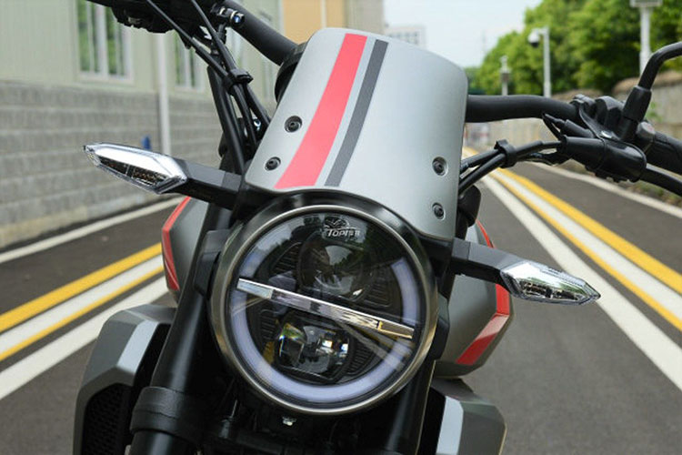 Details Honda CB190TR 2021 Special Edition costs 62 million dong-Hinh-3