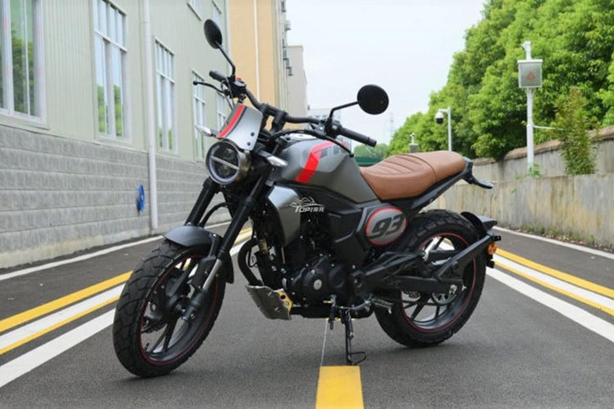 Chi tiet Honda CB190TR 2021 Special Edition chi 62 trieu dong