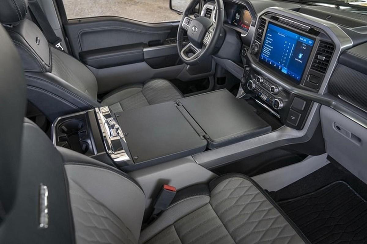 Ford F-150 Raptor 2021 chao ban hon 4,6 ty tai Viet Nam-Hinh-7