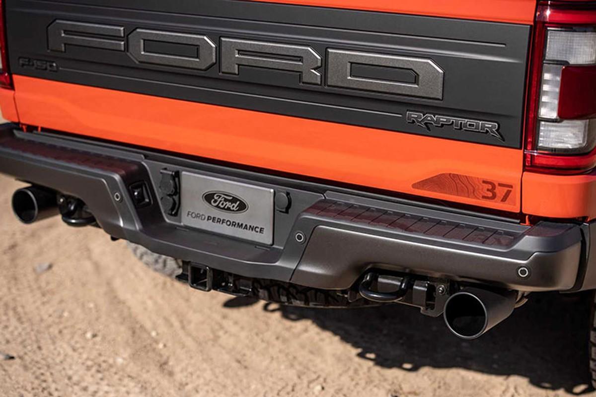 Ford F-150 Raptor 2021 chao ban hon 4,6 ty tai Viet Nam-Hinh-8
