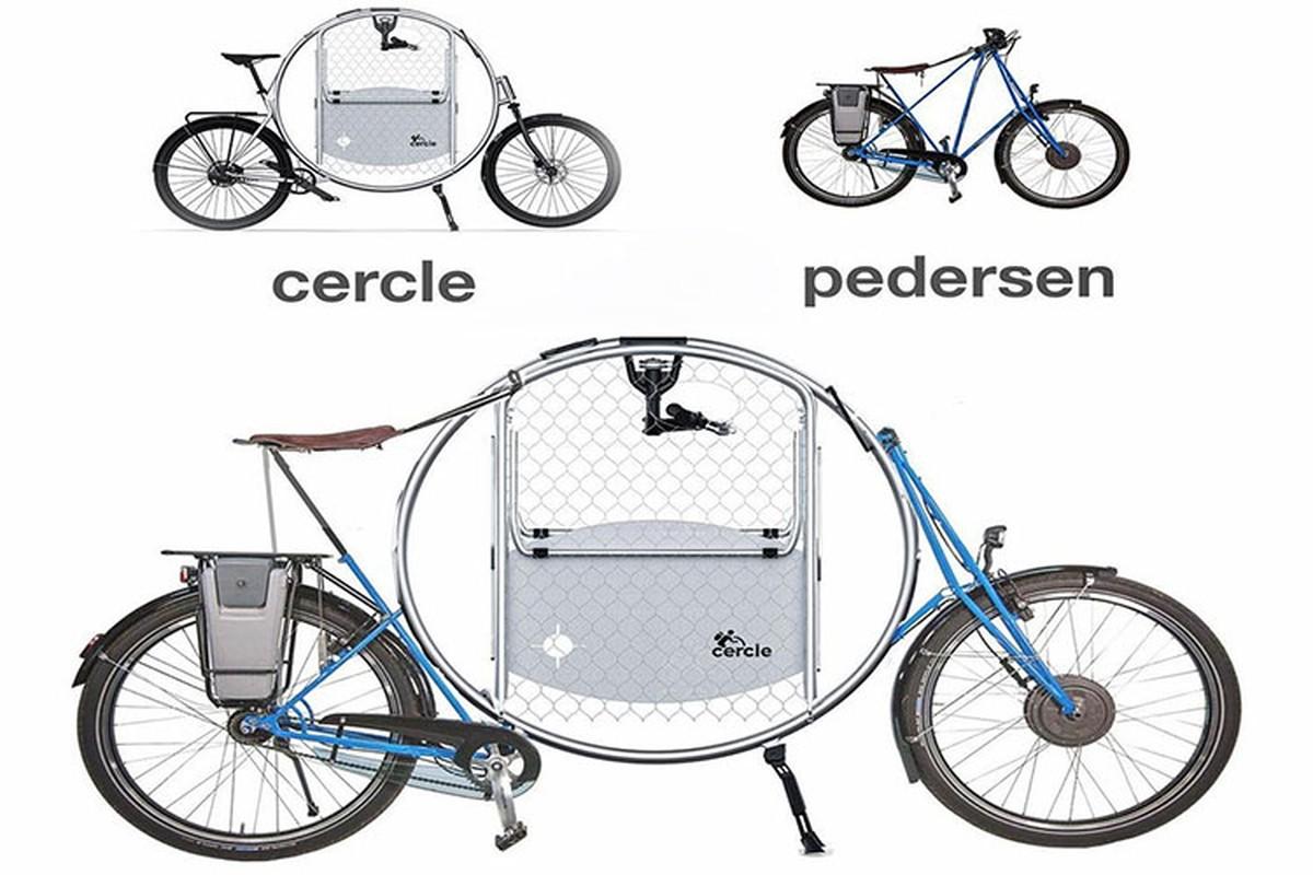Cercle - xe dap doc dao co the