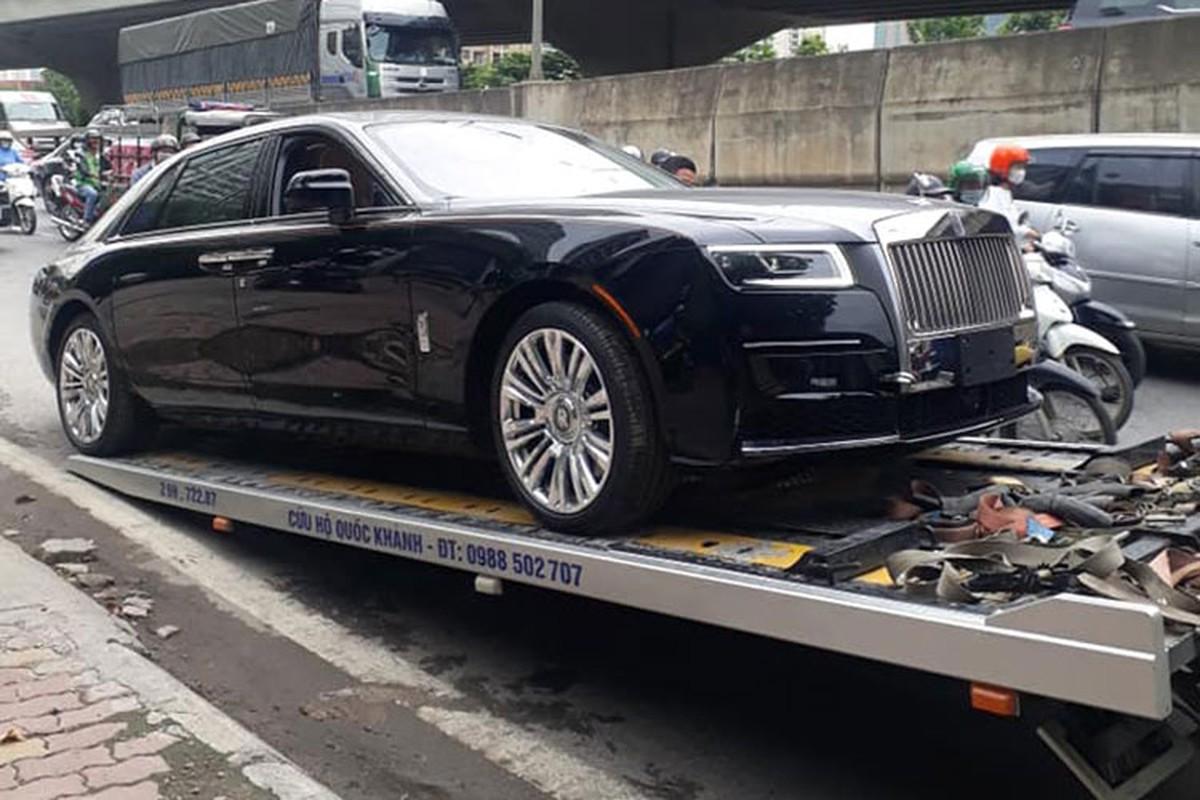 Can canh Rolls-Royce Ghost EWB 2021 hon 40 ty dau tien tai Ha Noi-Hinh-3