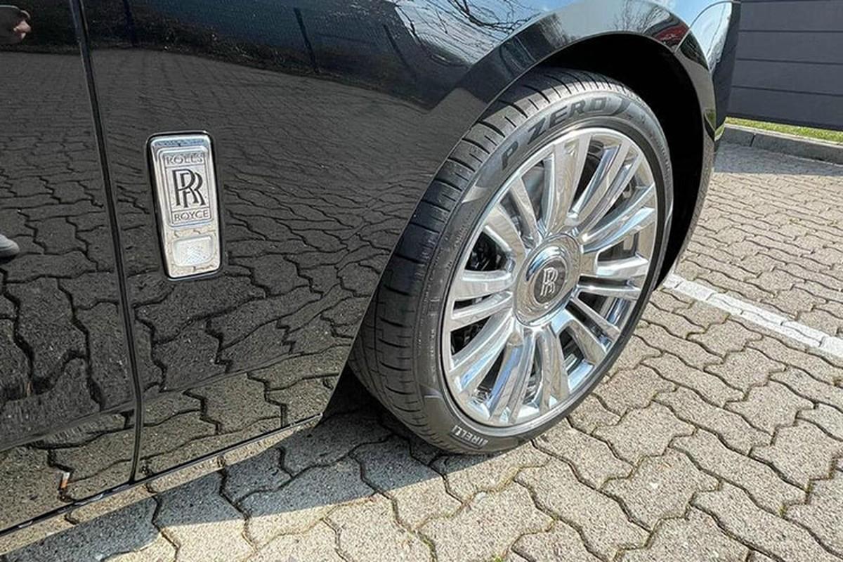 Can canh Rolls-Royce Ghost EWB 2021 hon 40 ty dau tien tai Ha Noi-Hinh-5