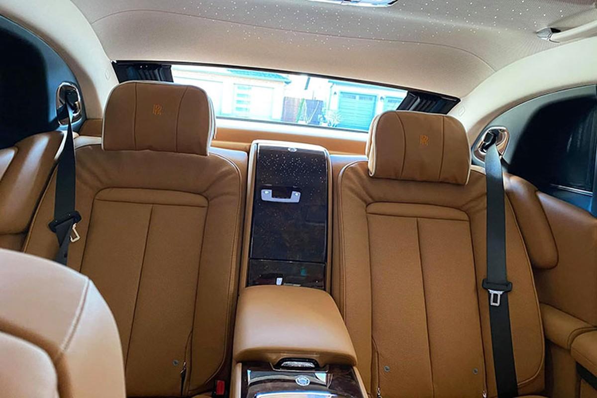 Can canh Rolls-Royce Ghost EWB 2021 hon 40 ty dau tien tai Ha Noi-Hinh-9
