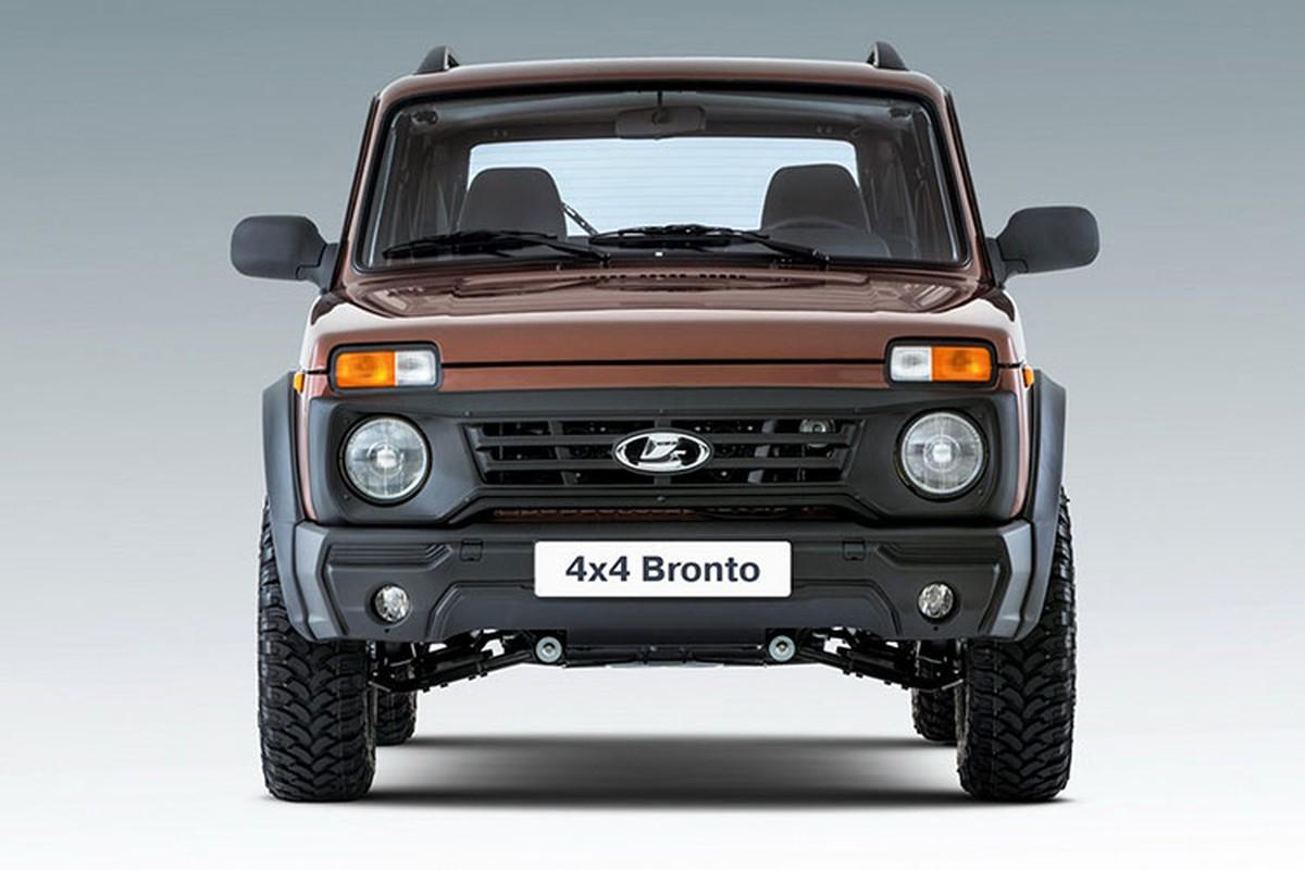Lada Niva Bronto 2021 gia re trinh lang - noi that gay that vong-Hinh-3