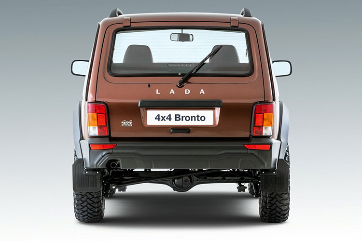 Lada Niva Bronto 2021 gia re trinh lang - noi that gay that vong-Hinh-4