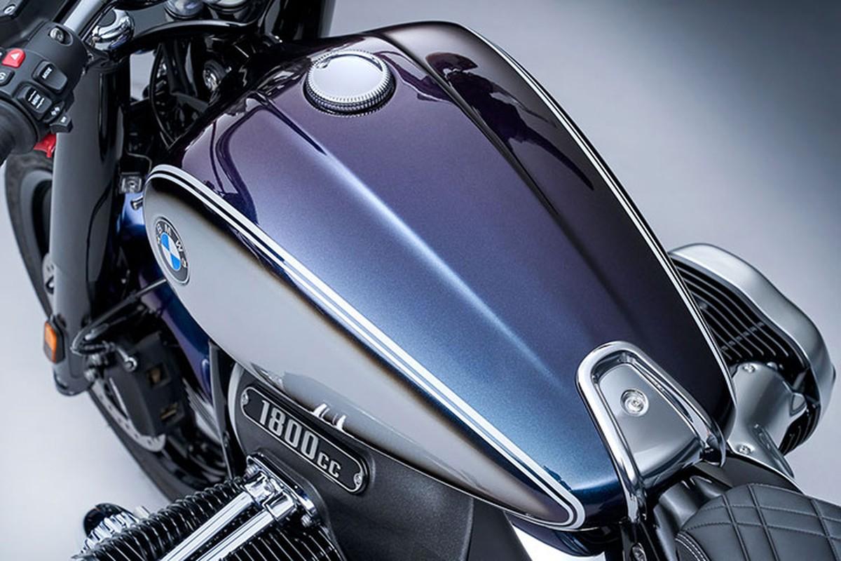BMW R18 B 2022 tu 495 trieu dong, co gi de