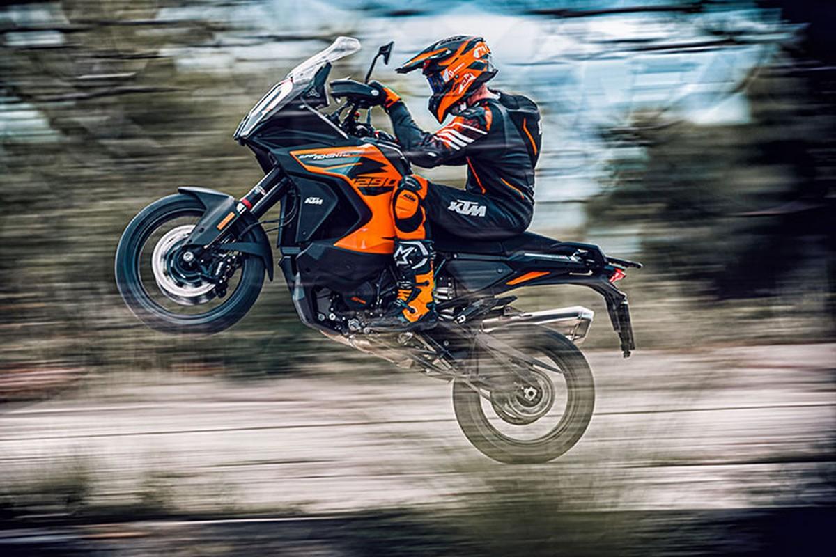 KTM 1290 Super Adventure 2021 gan 800 trieu dong tai Dong Nam A-Hinh-9