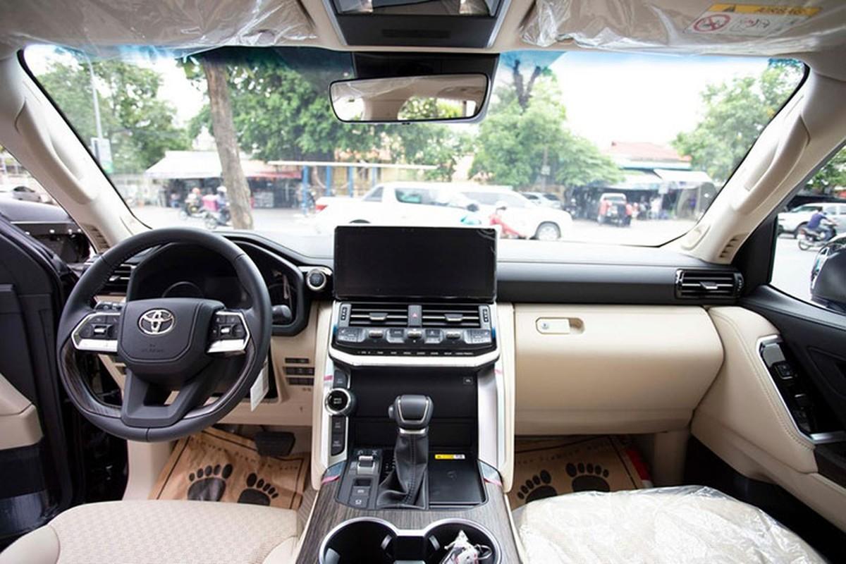 Toyota Land Cruiser VXR 2022