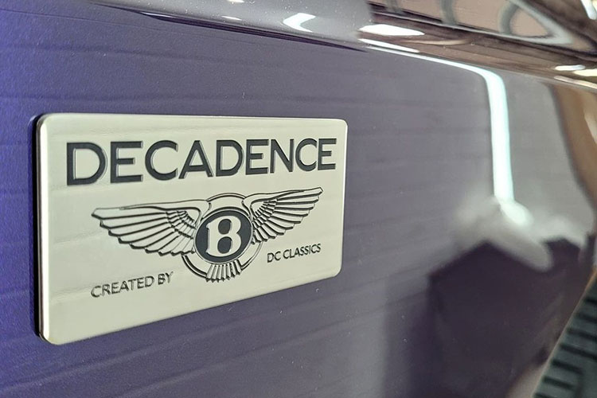 Sieu sang Bentley Flying Spur bi dan choi