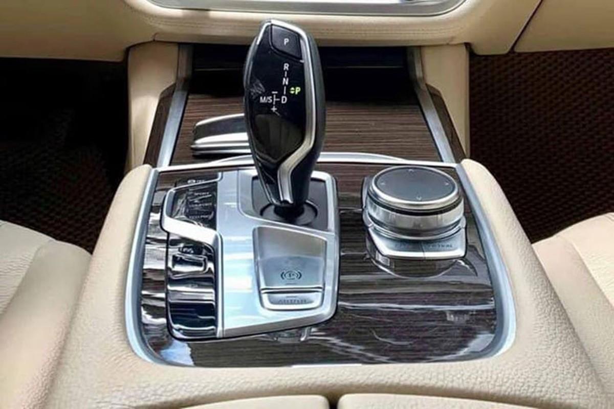 BMW 730Li chay 5 nam, dai gia Sai thanh