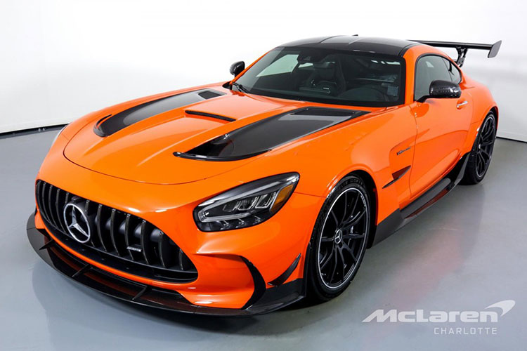 Mercedes-AMG GT Black Series chao hang dai gia Viet toi 18 ty