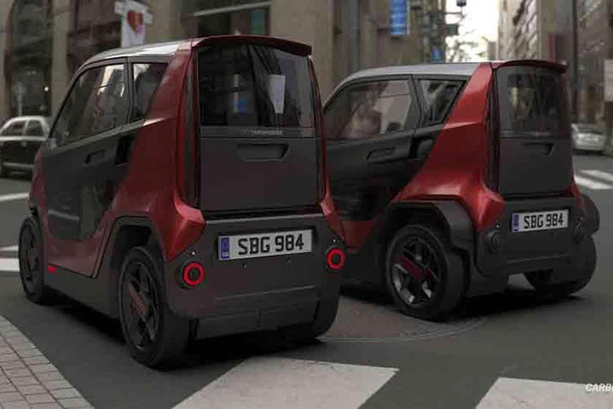 City Transformer CT1 - xe oto dien