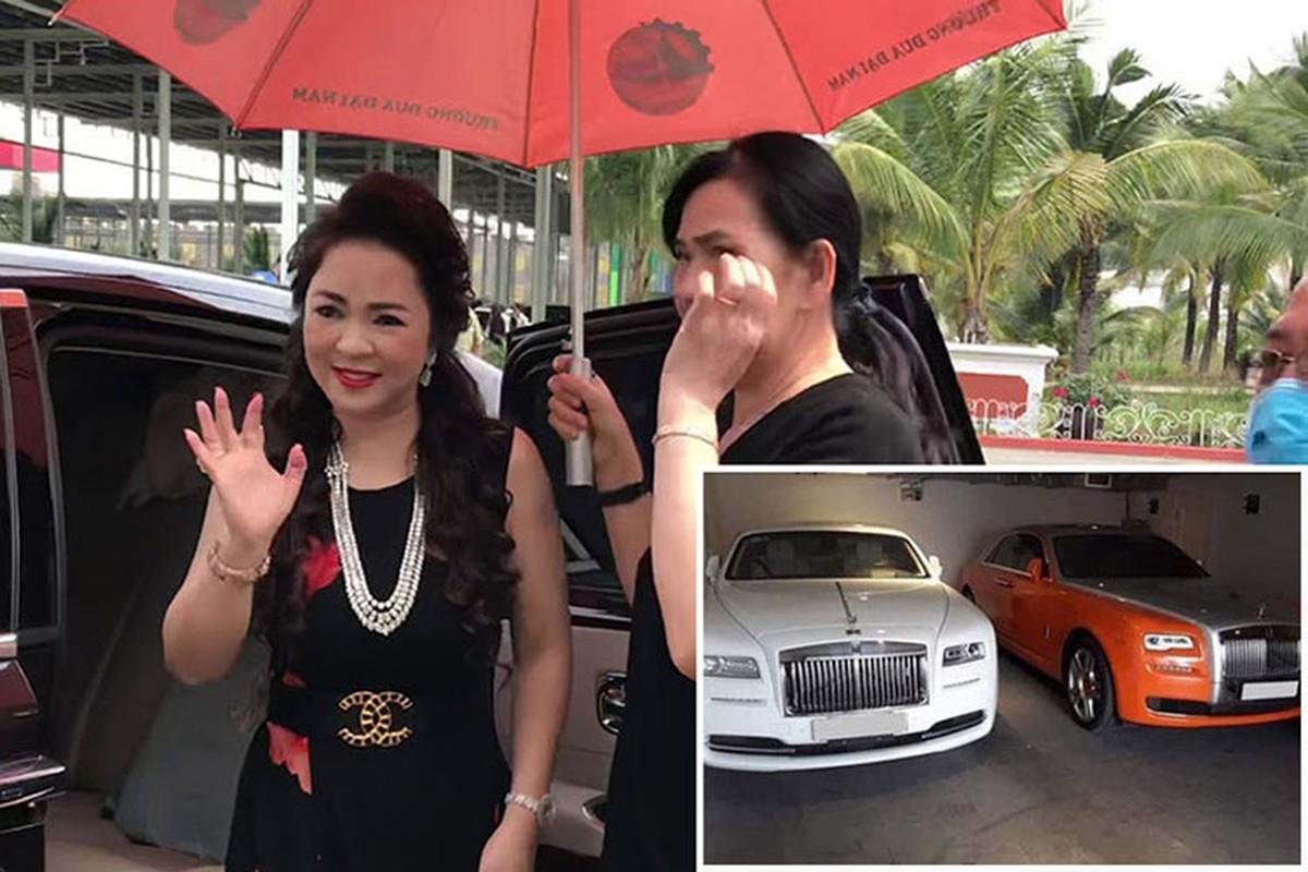 Dam Vinh Hung co Rolls-Royce chuc ty nhu ba Nguyen Phuong Hang?-Hinh-4
