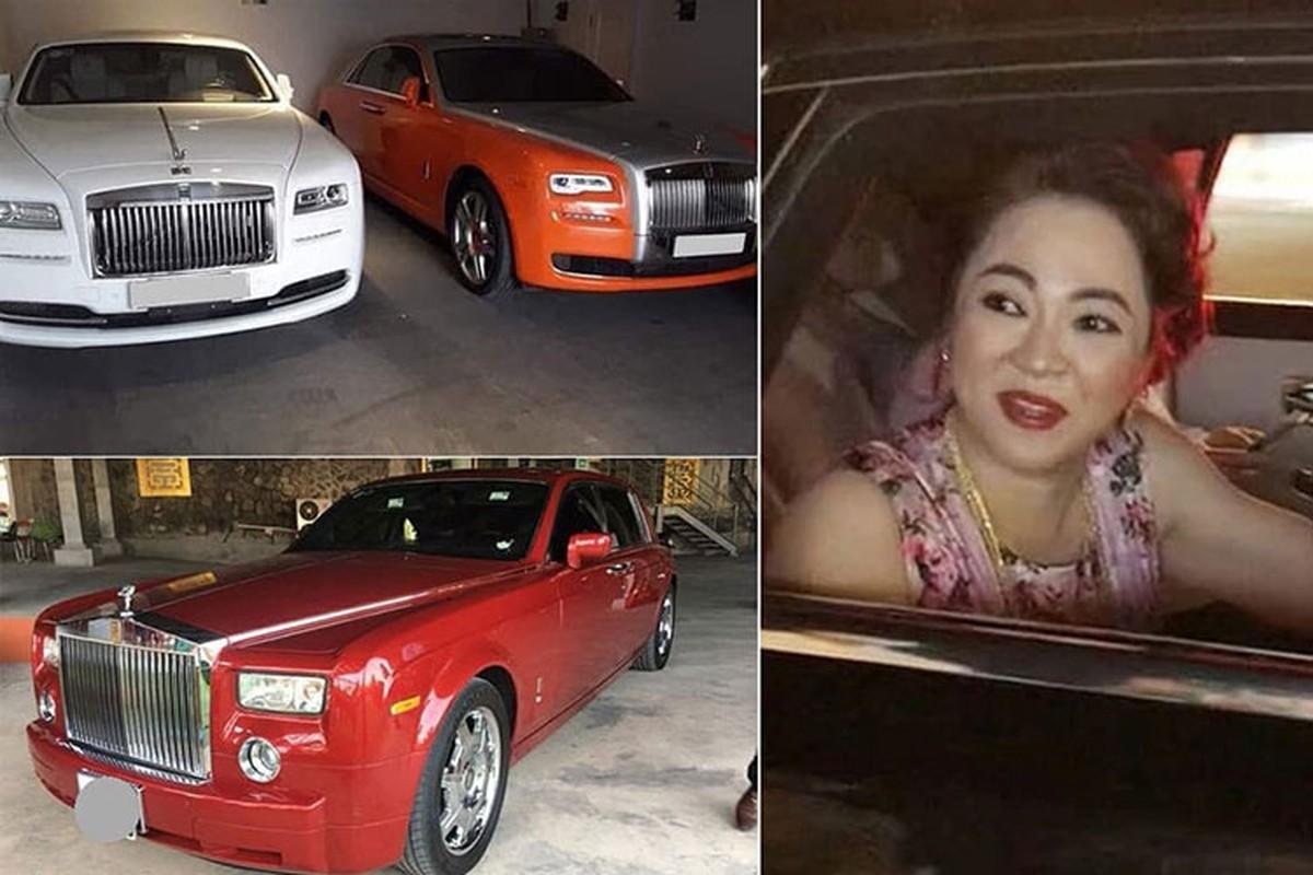 Dam Vinh Hung co Rolls-Royce chuc ty nhu ba Nguyen Phuong Hang?-Hinh-7
