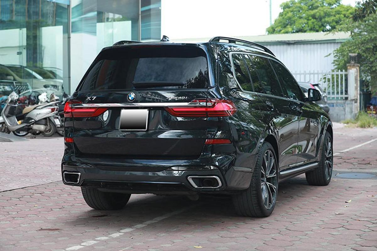 BMW X7 2020 moi chay 1 nam,