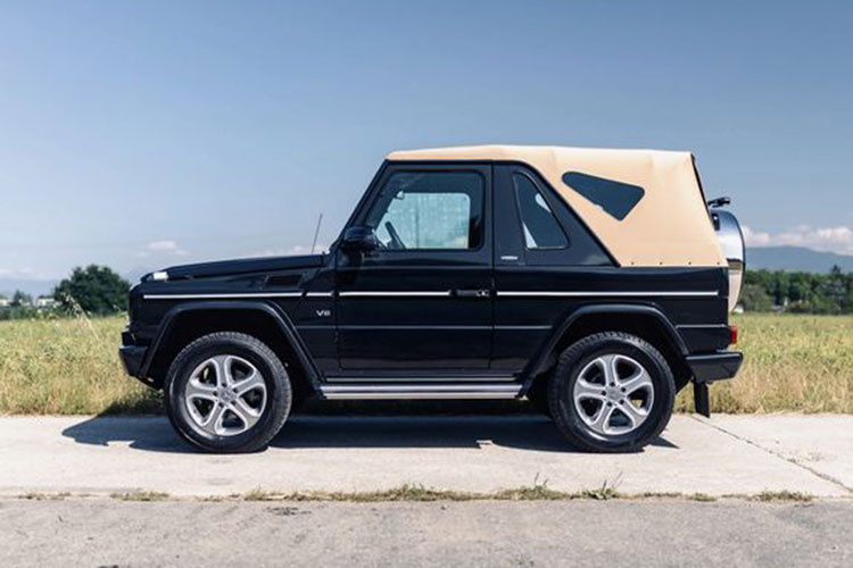 Can canh Mercedes-Benz G500 mui tran 2014 cu, gan 9 ty dong-Hinh-2