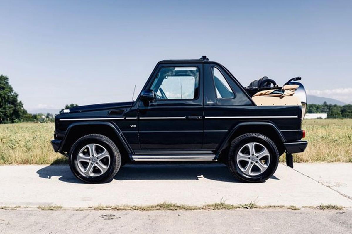 Can canh Mercedes-Benz G500 mui tran 2014 cu, gan 9 ty dong-Hinh-3