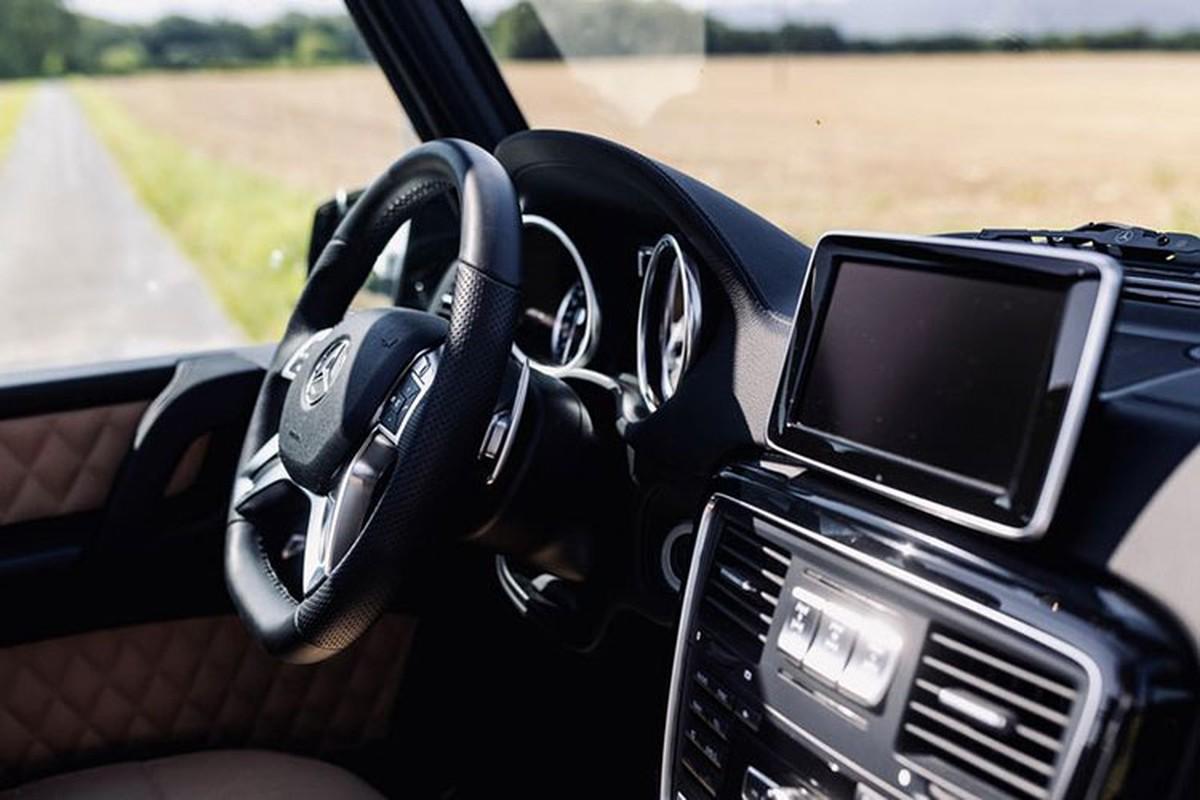 Can canh Mercedes-Benz G500 mui tran 2014 cu, gan 9 ty dong-Hinh-4